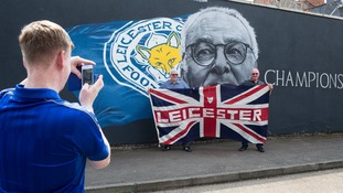 Premier League winners Leicester City prepare for victory parade