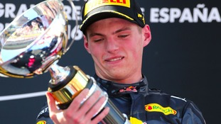 Max Verstappen still can't come to terms with what he's achieved.