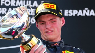 Verstappen still in state of shock after becoming youngest ever F1 winner