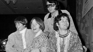 The Monkees had a string of hits and a popular TV show in the 60s and 70s.