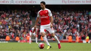 I wasn't good enough to play for Arsenal - Arteta