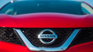 A Nissan Qashqai