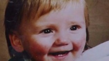 Ben Needham who went missing from the Greek island of Kos 25 years ago
