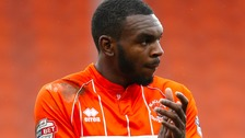 Hayden White impressed while on loan at Blackpool last season.