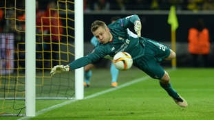 Europa League can save Liverpool season - Mignolet