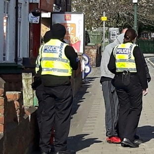 Three arrested in Grimsby dawn raid