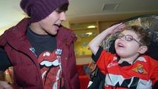 Louis and Kian
