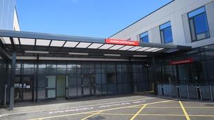 North Cumbria Hospitals improve A&E performance