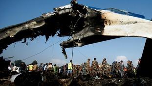 Kathmandu crash