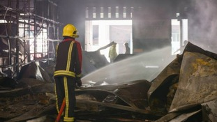 Man charged over Digbeth market fire