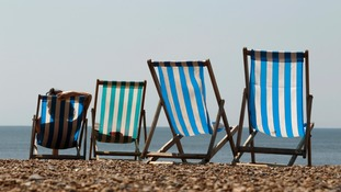 Is Britain set for a sizzling summer?