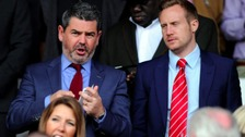 Adrian Bevington (pictured left)  joined the Club to review and evaluate the managerial position and playing staff at Villa Park in March.