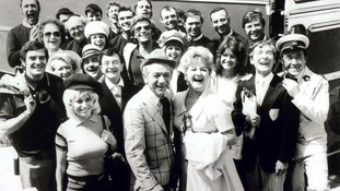 Carry On comedy series to return after 24-year absence