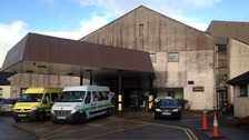 Kendal's Westmorland General Hospital