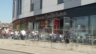 University Campus Suffolk is to become the county's first University