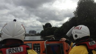 RNLI Lifeboat.