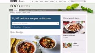 BBC says its recipes will still be available online after public outcry