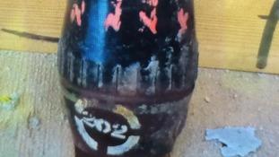WW1 grenade found on Hexham building site