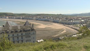 Sand could return to Llandudno's beach