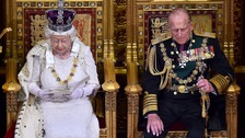 The Queen will read a speech written by the Government, setting out its legislative plans for the Parliamentary session