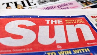 The Sun said it had taken care not to identify its 'impeccable' sources in the story.
