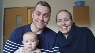 Dad urges people to learn CPR after cardiac arrest