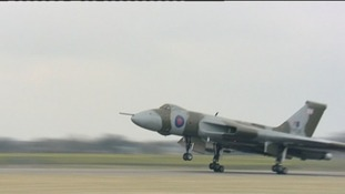 Vulcan takes to skies for 60th anniversary