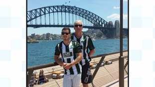 Plymouth Argyle fan to travel back from Australia just for one day to watch play-off final