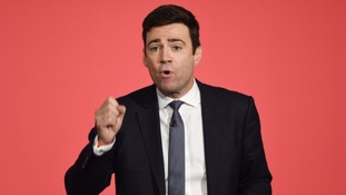 Andy Burnham to run for Manchester mayor