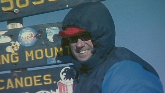 Timothy Oakes was a keen mountaineer