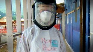 Ebola survivor Pauline Cafferkey: I don't regret going to Sierra Leone - it was a privilege to represent the NHS