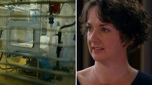 Pauline Cafferkey describes pain of battling Ebola inside hospital isolation tent