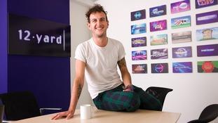 Sunderland University graduate scoops BAFTA award