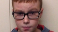 14-year-old Ethan Davies has been found safe and well
