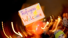 An Amnesty International survey suggests more than three quarters of Britons would accept refugees into their neighbourhood or home