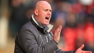 Rob Page looks set to take over at Northampton Town.