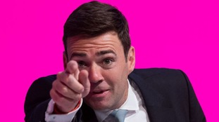 Burnham says 'Westminster has failed the North' as he launches Manchester Mayoral bid