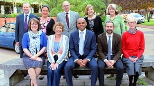 Bristol's new mayor Marvin Rees selects cabinet with councillors from a number of parties