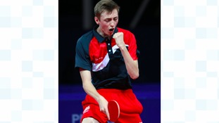Chesterfield athlete selected for Rio for table tennis