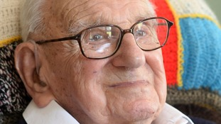 "Sir Nicholas Winton, known as ""Britain's Schindler"""