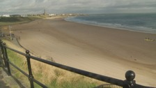 Region's beaches scoop Blug Flag awards.
