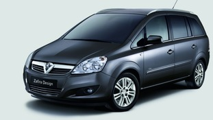 This Zafira B model is the model affected.