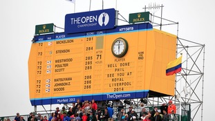 The Open Championship will no longer be staged 'at a venue that does not admit women as members'