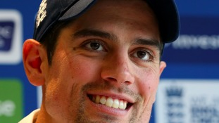 Alastair Cook is still 20 runs behind the record.