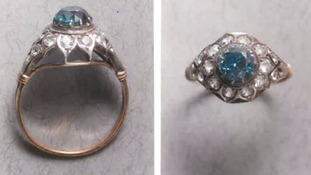 North Yorkshire Police are on the hunt for this ring