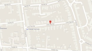The man in his 70s said he was attacked on Lime Tree Avenue.