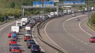 Bristol's M32 to be closed on one of the busiest summer weekends to 'minimise disruption'