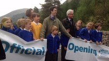 The A591 re-opened on May 11th