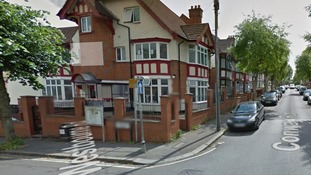 Google Street View of Conway Medical Centre on Westbourne Road in Luton.