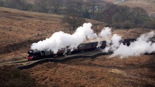 The Flying Scotsman returned to the tracks earlier this year